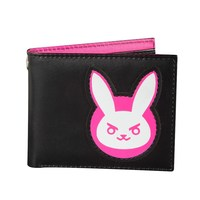 Overwatch D.Va Bi Fold Graphic Wallet