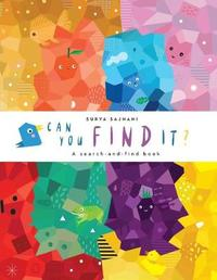 Animosaics: Can You Find It? by Surya Sajnani