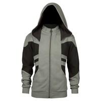 Overwatch Reaper Wraith Premium Zip-Up Hoodie (L)