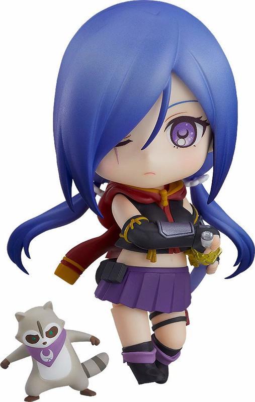 Release the Spyce: Yuki Hanzomon - Nendoroid Figure