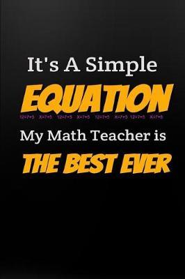 It's a Simple Equation My Math Teacher Is the Best Ever | Allan