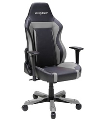 DXRacer Wide Series WY06 Gaming Chair (Black & Grey) for