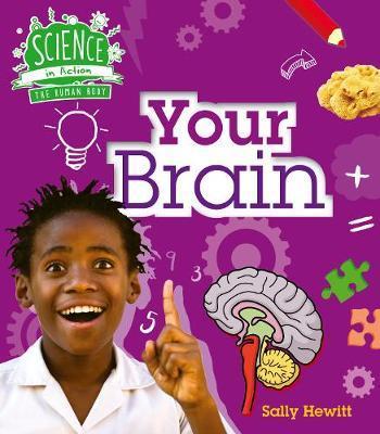 Human Body: Your Brain by Sally Hewitt