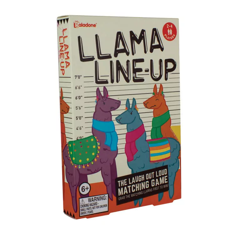 Llama Line Up image