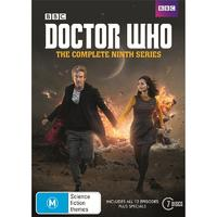 Doctor Who: The Complete Ninth Series on DVD
