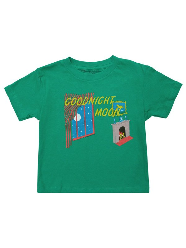 Out of Print: Goodnight Moon Childrens Tee - 4/5 yrs