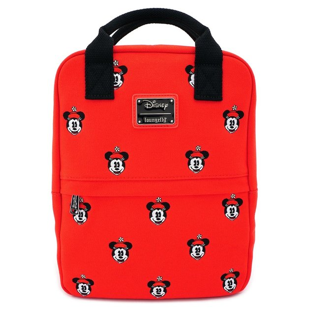 Loungefly: Mickey Mouse - Minnie Embroidered Backpack