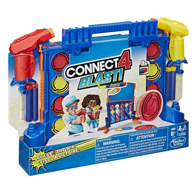 Connect 4: Blast! - Children's Game