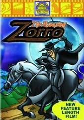 The Amazing Zorro on DVD