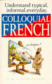 Colloquial French by C.W.E.Kirk- Greene image