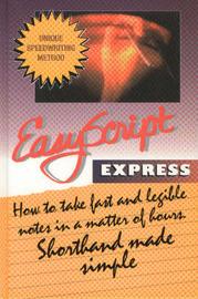 Easyscript Express -- Beginner 1 by Leonard D. Levin image