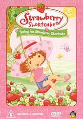 Strawberry Shortcake Vol 3 - Spring For Strawberry Shortcake on DVD