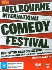 Melbourne International Comedy Festival on DVD