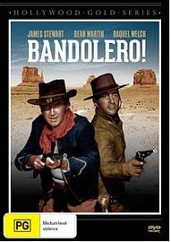 Bandolero on DVD