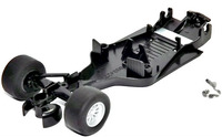 Scalextric Underpan & Front Axle Assembly for Start F1 1/32 Slot Cars