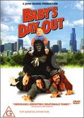 Baby's Day Out on DVD