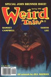 Weird Tales 304 (Spring 1992) image