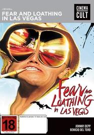 Fear & Loathing In Las Vegas on DVD image