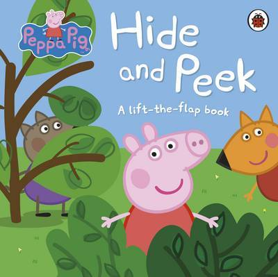 Peppa Pig: Hide and Peek by Peppa Pig image