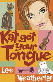 Kat Got Your Tongue by Lee Weatherly image