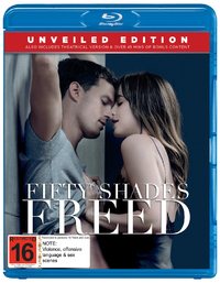 Fifty Shades Freed on Blu-ray