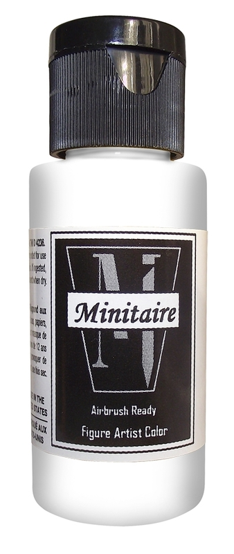 Badger: Minitaire Airbrush Gloss Coat - (30ml)