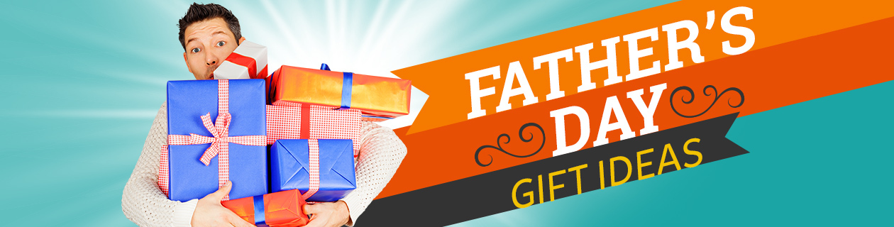 Spoil Dad this Father's Day!