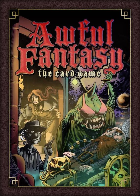 Awful Fantasy - The Card Game