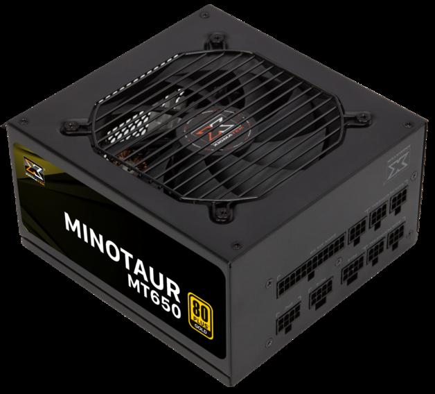 650W Xigmatek Minotaur 80PLUS Gold Modular PSU
