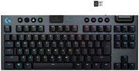 Logitech G915 TKL Wireless Mechanical Gaming Keyboard (GL Clicky) for PC