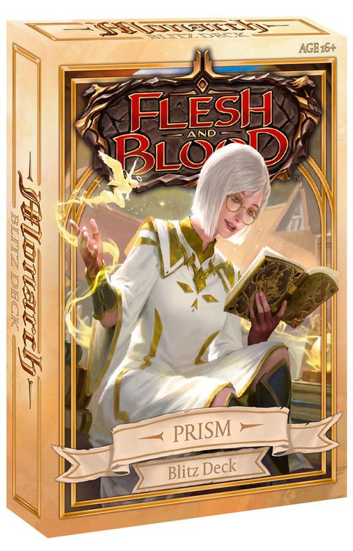 Flesh and Blood TCG: Monarch Blitz Deck- Prism