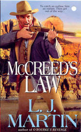 McCreeds Law by L.J. Martin image