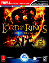 LOTR: The Third Age - Prima Official Guide for PlayStation 2