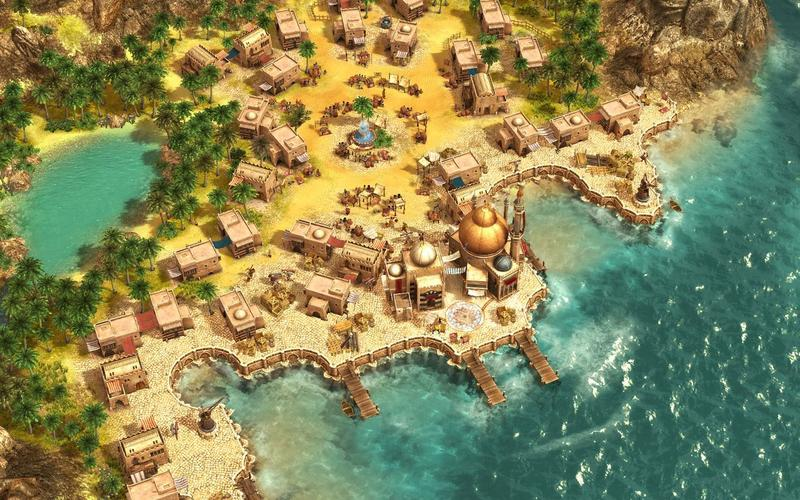 Anno 1404 (aka Dawn of Discovery) for PC Games image