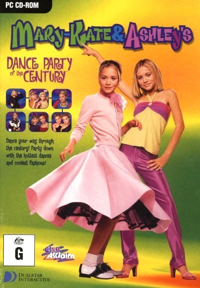 Mary-Kate & Ashley's Dance Party of the Century for PC Games