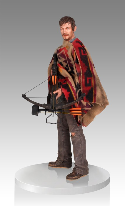 "The Walking Dead Daryl Dixon 18"" Statue"