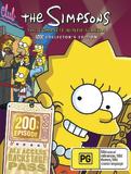 The Simpsons - Season 9 on DVD