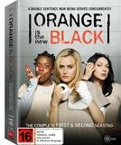 Orange is the New Black - Season One & Two (8 Disc Set) DVD