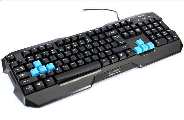 E-Blue Polygon Gaming Keyboard for PC
