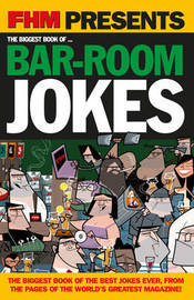 FHM Biggest Bar Room Jokes by Emap Consumer Media Limited