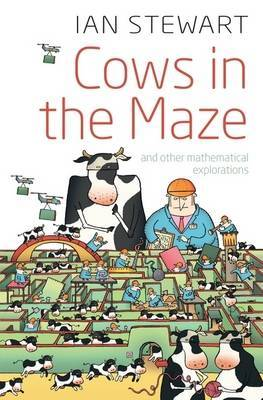 Cows in the Maze by Ian Stewart image