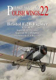 Bristol F.2B Fighter by Tomasz J. Kopanski