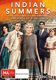 Indian Summers - The Complete First Season on DVD