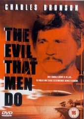 The Evil That Men Do on DVD