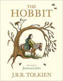The Hobbit (Illustrated) by J.R.R. Tolkien