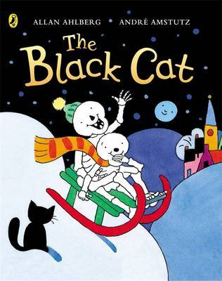 The Black Cat by Allan Ahlberg image