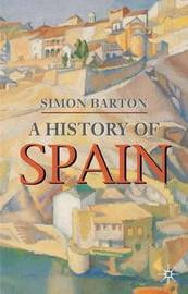 A History of Spain by Simon Barton image