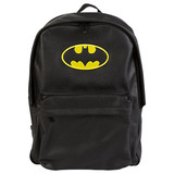 Batman Pu Leather Backpack