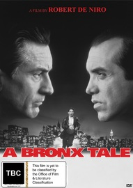 A Bronx Tale on DVD