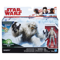 Star Wars: Force Link 2.0 - Wampa & Luke (Hoth)